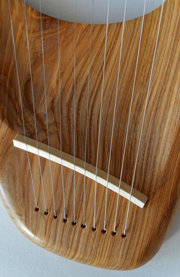 10 string pentatonic lyre