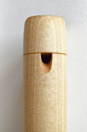 Pentatonic Flute, Maple